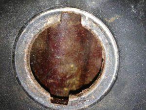 ржавчина в трубах