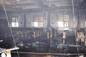как отмыть сажу после пожара