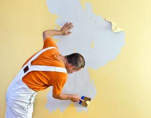 Как удалить краску с поверхности