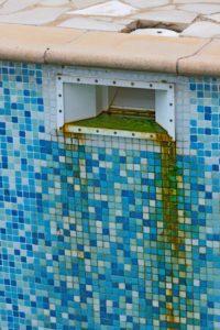 как избавиться от ржавчины в бассейне