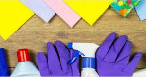 моющие средства для клининга