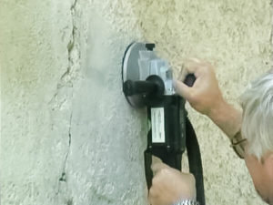 удаление цемента