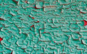 как очистить старую краску со стен