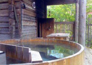 как отмыть сажу с дерева в бане