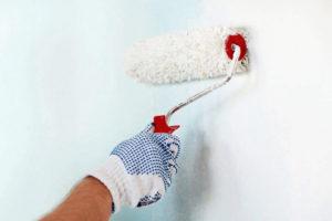 как снять старую водоэмульсионную краску со стен