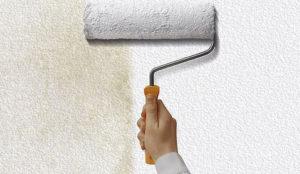 удаление водоэмульсионной краски со стен