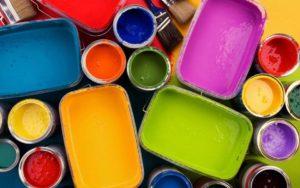 как почистить стену от краски