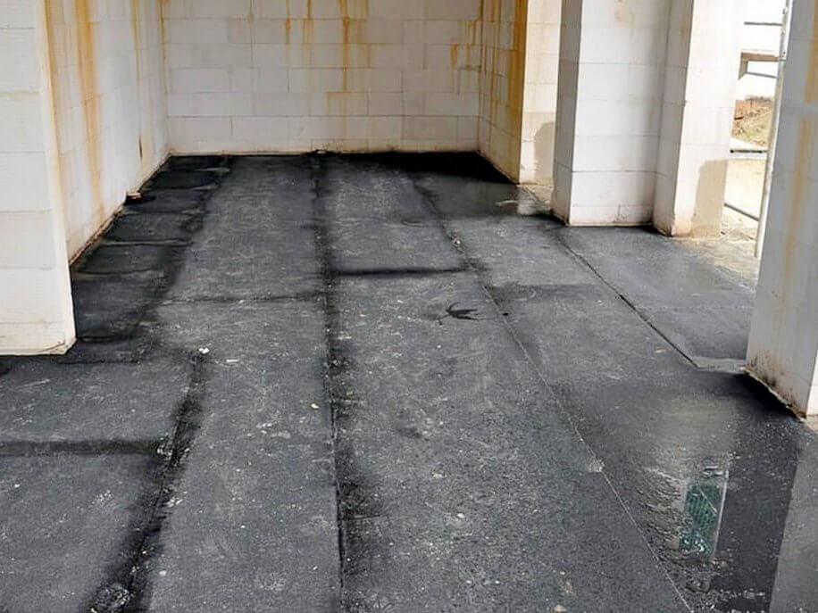 Гудрон для бетона как бетон готовить