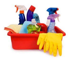 профессиональные чистящие средства для клининга