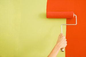 смывка водоэмульсионной краски
