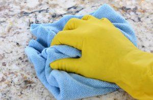 средство для очистки мрамора от пятен