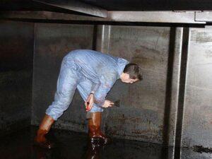 очистка резервуаров от нефтепродуктов и мазута