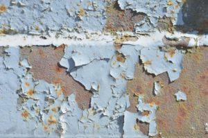 чем смыть порошковую краску с металла