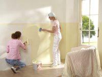 чем удалить водоэмульсионную краску со стен