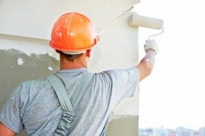 как удалить водоэмульсионку со стен