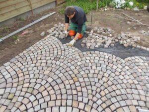 как очистить природный камень от клея