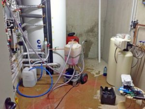 промывка для систем отопления
