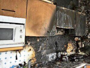 ремонт квартиры после пожара